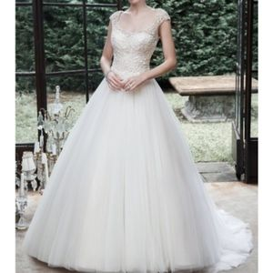 Maggie Sotterro Wedding Gown Maloree
